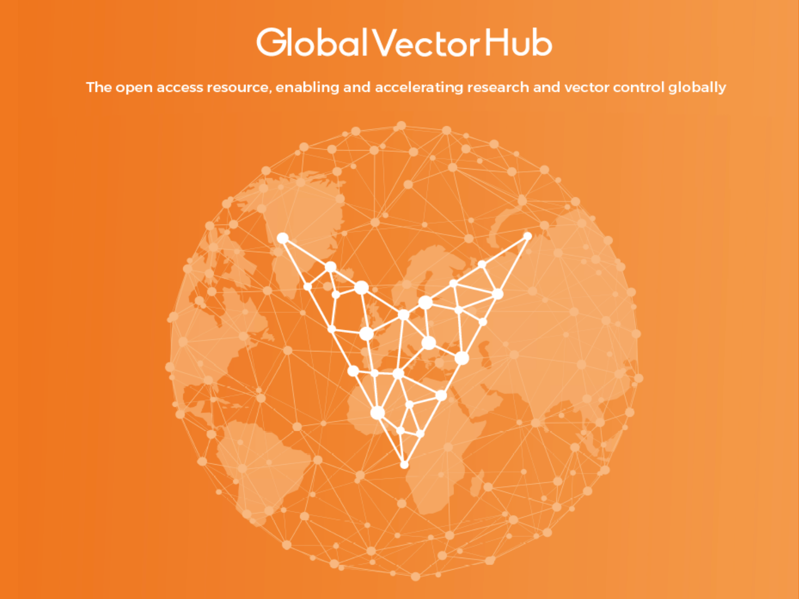 Global Vector Hub logo