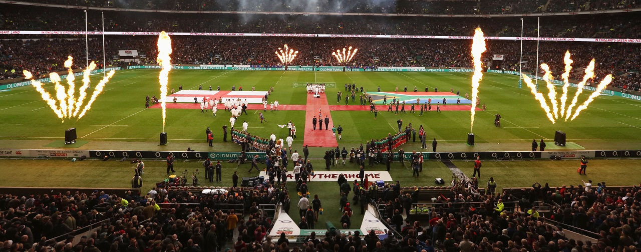 Twickenham Stadium during the 2016 Old Mutual Wealth Series - Credit: England Rugby