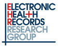 Electronic Health Records (EHR) Research Group logo