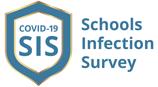 Schools Infection Survey logo