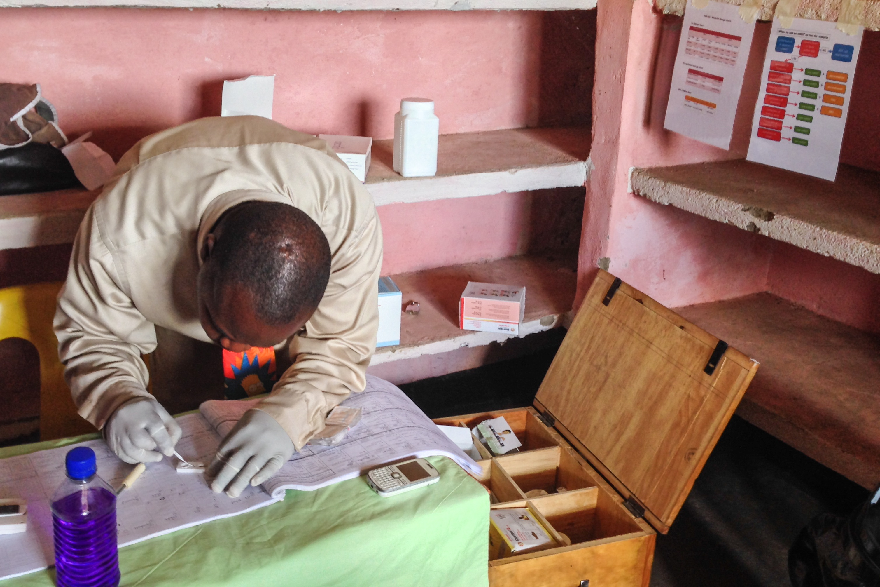 Research into the Learner Treatment Kit - Uganda