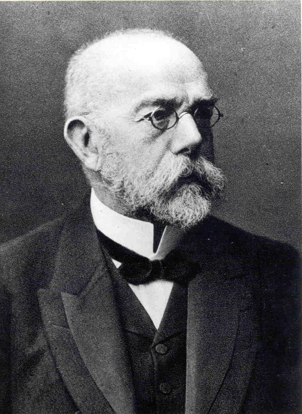 Robert koch 1843 1910 lshtm for Koch herrmann