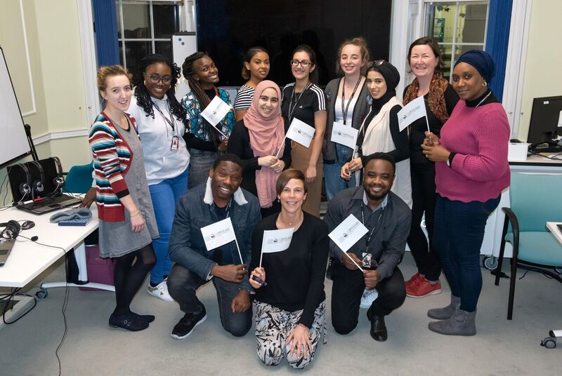 Student Callers raising funds for the LSHTM Fund