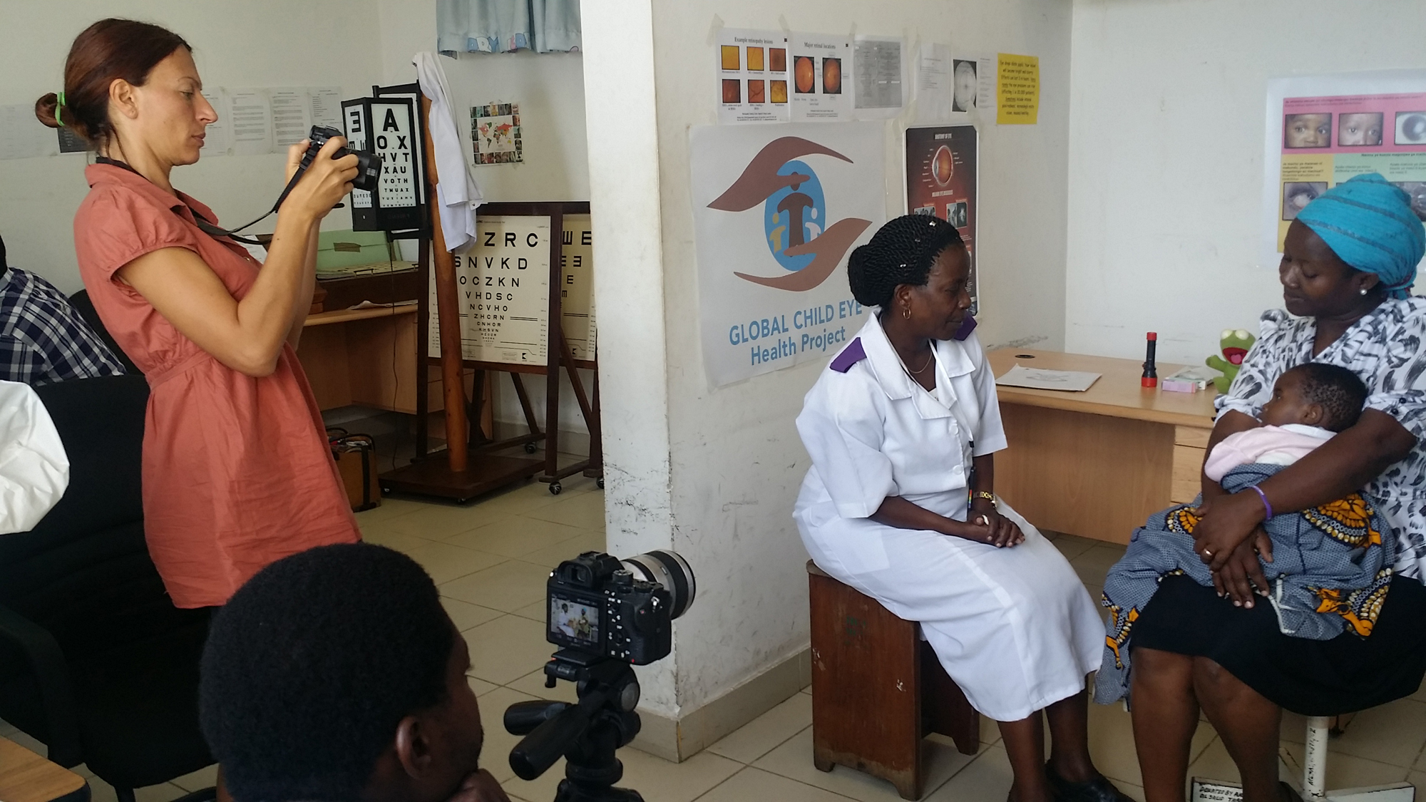 Global Child Eye Health Project Update 1