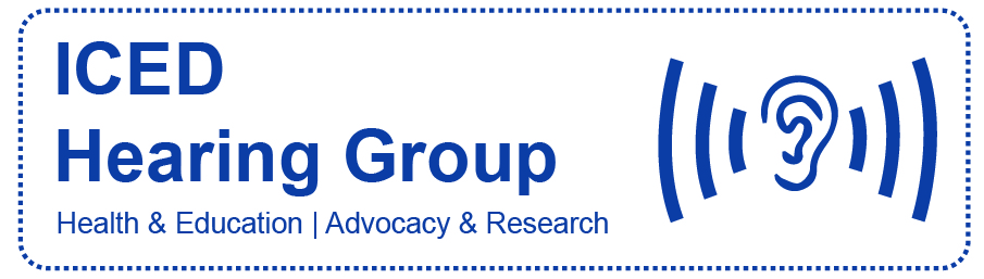 ICED Hearing Group - health & education advocacy & research