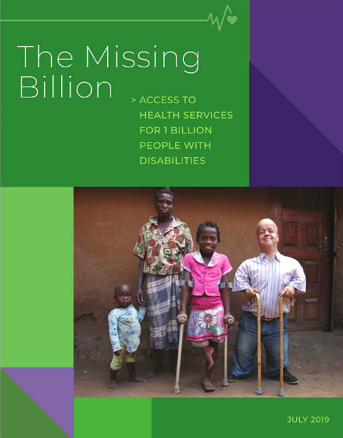 The Missing Billions - PENDA report