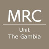 MRC Unit The Gambia logo