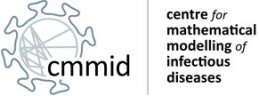 Centre for Mathematical Modelling Infectious Diseases logo