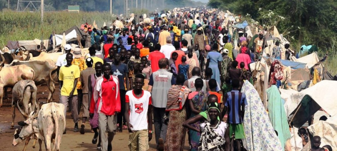 South Sudan refugees in Ethiopia