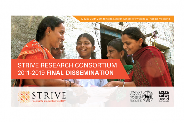 STRIVE: Final dissemination