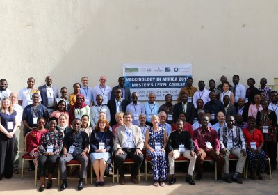 vaccine course mrc gambia lshtm africa
