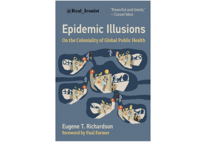 Book cover for Epidemic Illusions - book by Eugene T Richardson