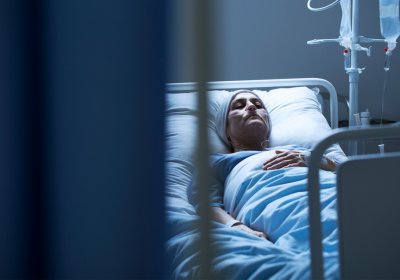 Caption: cancer patient. Credit: iStock/Getty