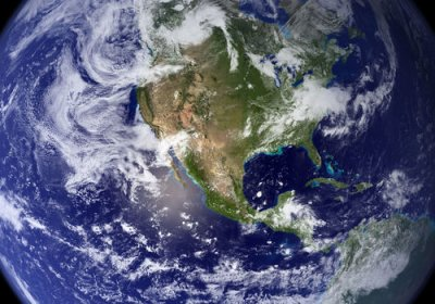 Caption: Earth. Credit: NASA Goddard
