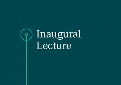 Inaugural lecture template graphic