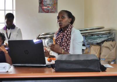 Joyline Jepkosgei - Wellcome Trust International Masters Fellowship Scholar