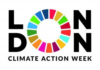 London Climate Action Week logo