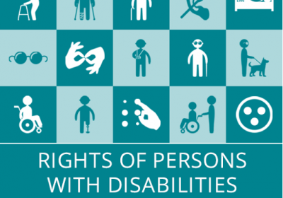 """Rights of persons with disabilities"" from Council of Europe (2020)"