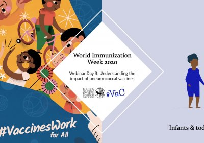 World Immunisation Week 2020 event image