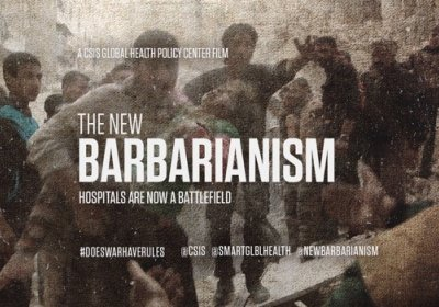 The New Barbarianism film