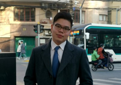 Zhiyang Wang, MSc Epidemiology student from China