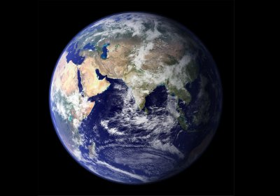 Blue-planet-earth-globe