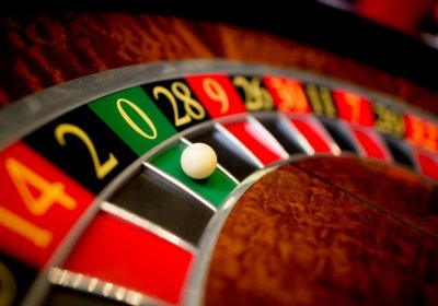 Caption: Roulette wheel Credit: iStock