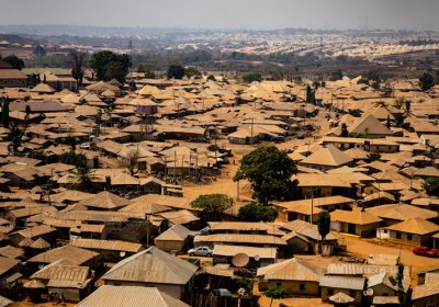 Pyakasa is a densely populated community on the outskirts of Abuja