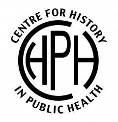 The Centre for History in Public Health Logo