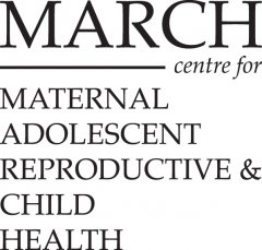 Maternal, Adolescent, Reproductive and Child Health Logo