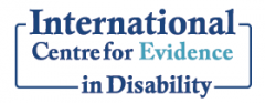 International Centre for Evidence in Disability