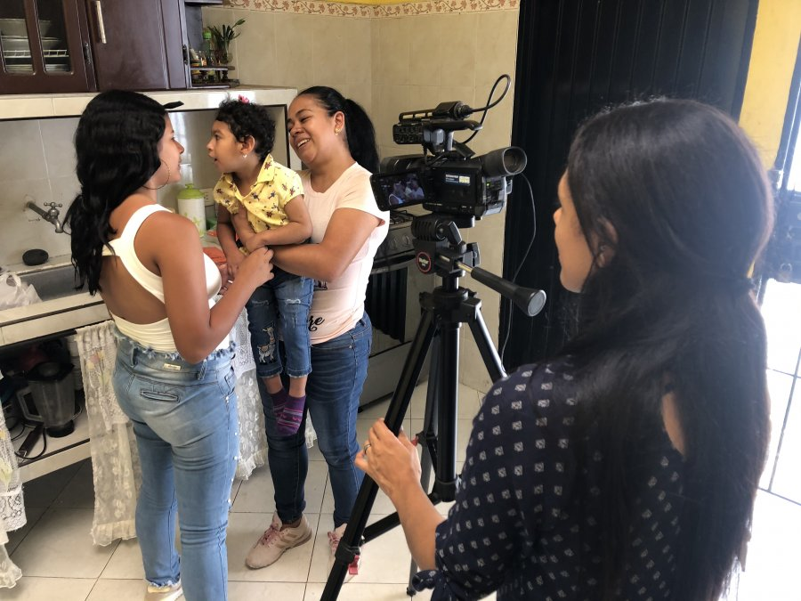 Participatory video with caregivers of children with Congenital Zika Syndrome