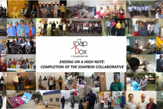 Soapbox collaborative montage