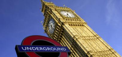 Big Ben and Underground