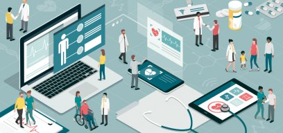 Cancer and big data (iStock/Elenabs)