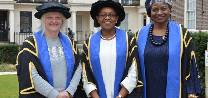 honarary fellowships to women leaders