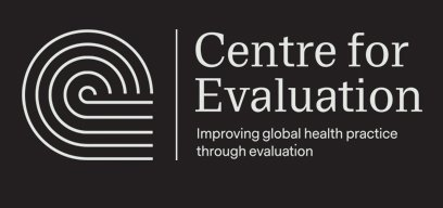 Centre for Evaluation LSHTM logo