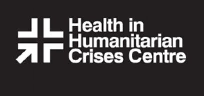 Health in Humanitarian Crises Centre logo
