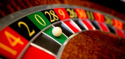 Roulette wheel. Credit: iStock