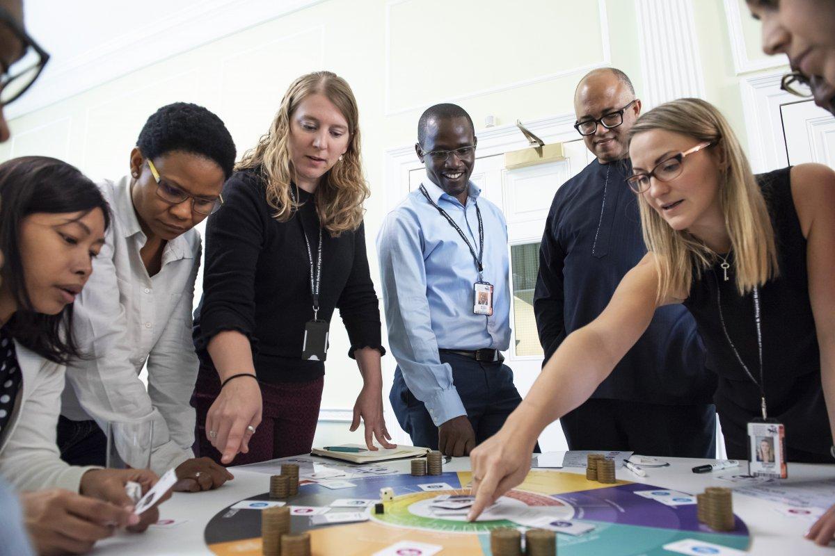 Executive Programme for Global Health Leadership   LSHTM