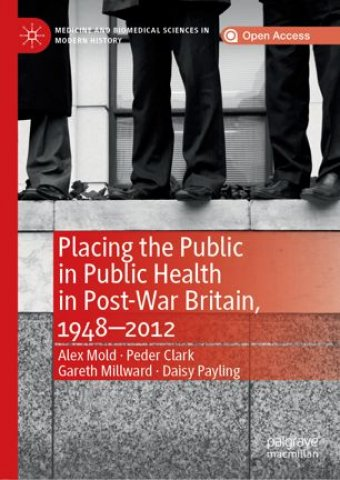 Book - placing the public
