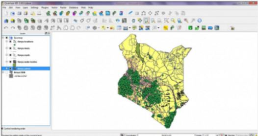 GIS practicals to build capacity in NTD mapping